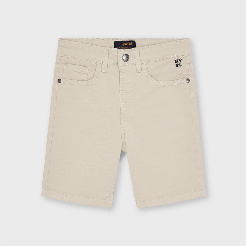 Mayoral Mayoral 5 Pocket Twill Shorts