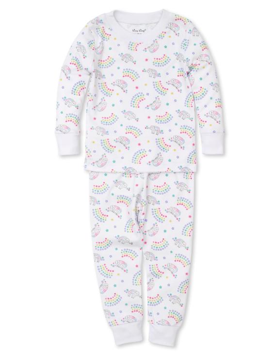 kissy kissy Kissy Kissy Sweet Sloth Pajama Set