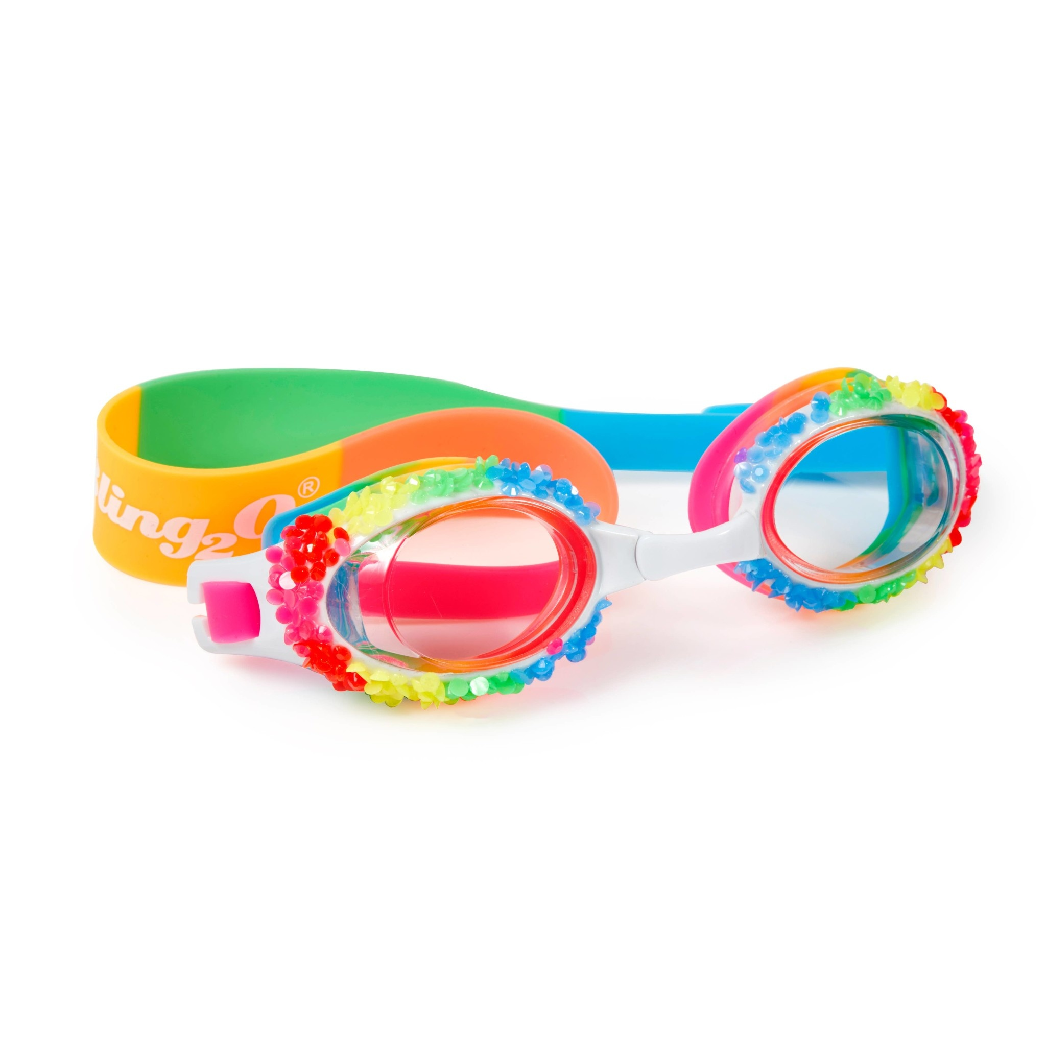 Bling2o Bling2o Shaved Ice Swim Goggles
