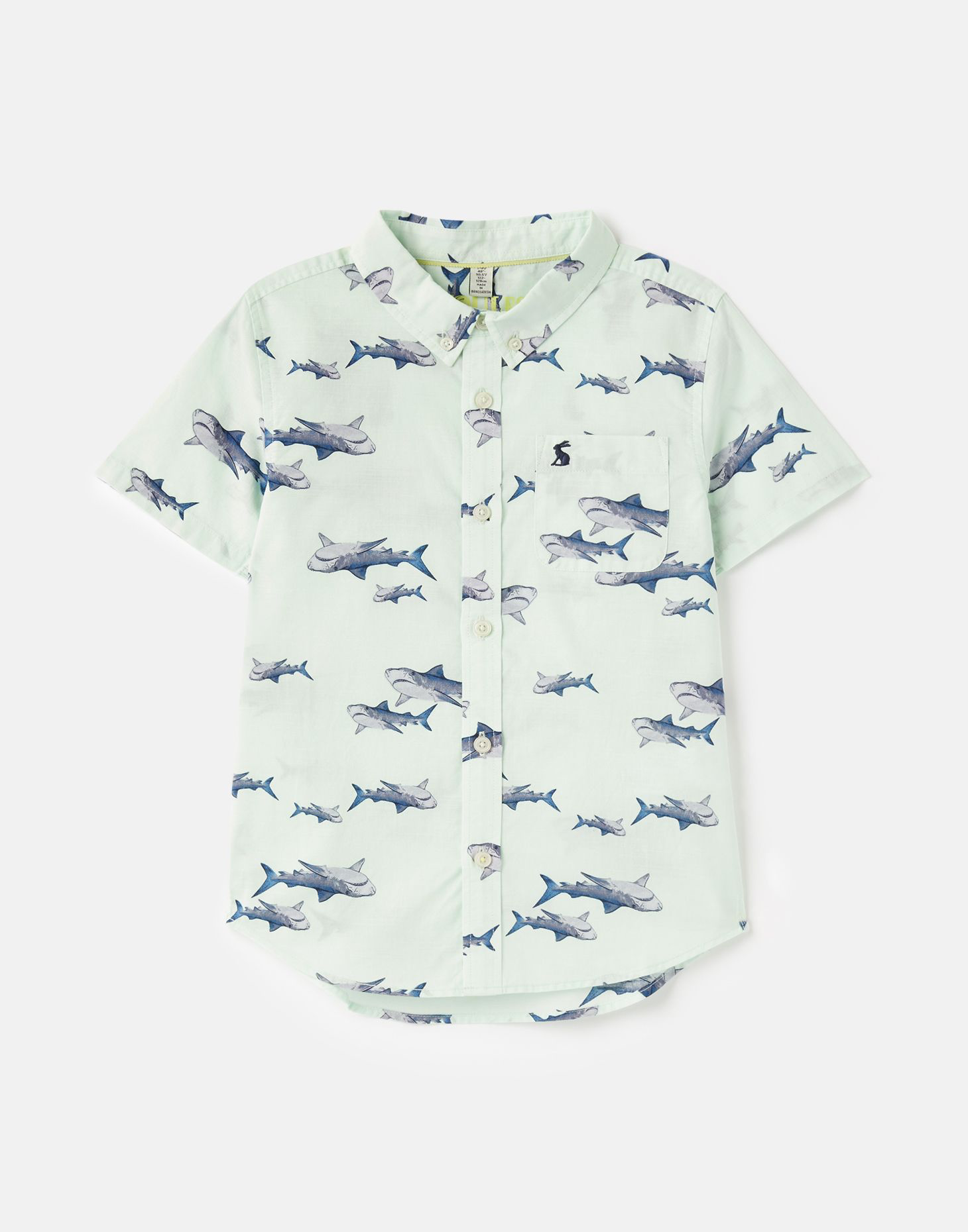 Joules Joules Shark Print Shirt