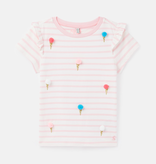 Joules Joules Avril Ice Cream Appliqué Tee