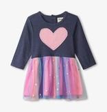 Hatley Hatley Twinkle Heart Dress