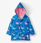Hatley Hatley Unicorn Color Changing Raincoat