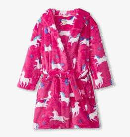 Hatley Hatley Unicorn Fleece Robe