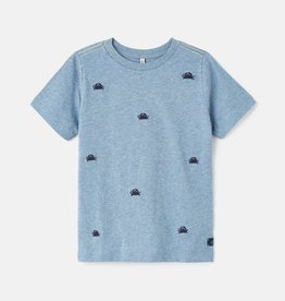 Joules Joules  Lowell Blue Crab Tee