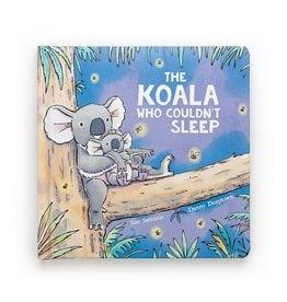 JellyCat JellyCat The Koala That Couldn't Sleep Book