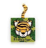 JellyCat JellyCat If I Were A Tiger Book