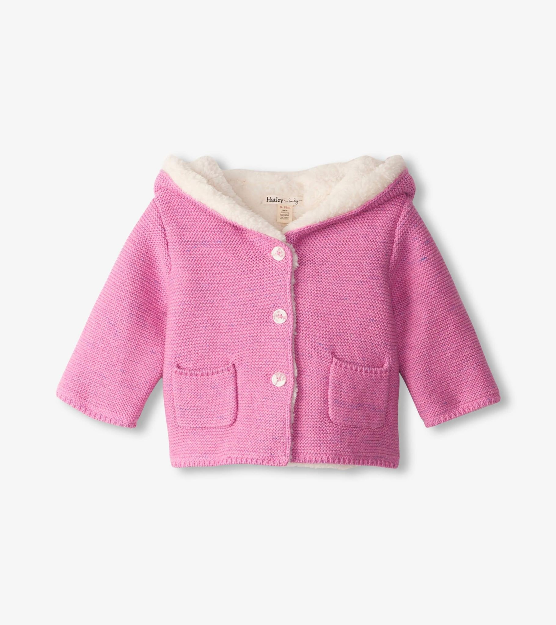 Hatley Hatley Sherpa Lined Sweater
