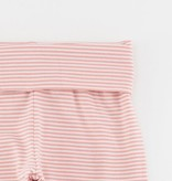 Thimble Thimble Bamboo Legging Pant in Rose Stripe