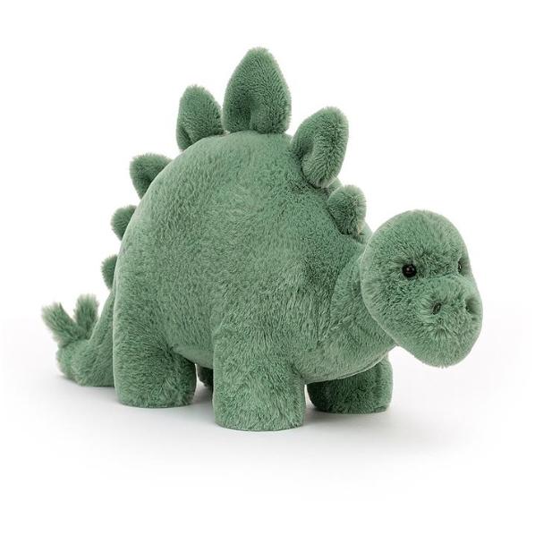 JellyCat JellyCat Fossilly Strgosaurus Mini
