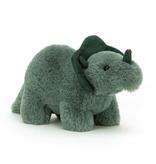 JellyCat JellyCat Fossilly Triceratops Mini