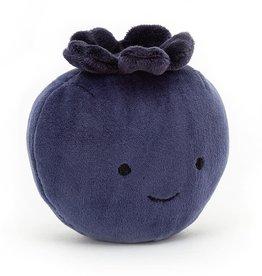 JellyCat JellyCat Fabulous Fruit Blueberry
