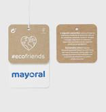 Mayoral Mayoral Long Sleeve Heart Printed Shirt