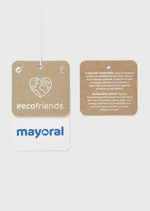 Mayoral Mayoral Flowered Leggings