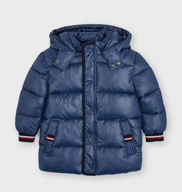 Mayoral Mayoral Hooded Puff Coat