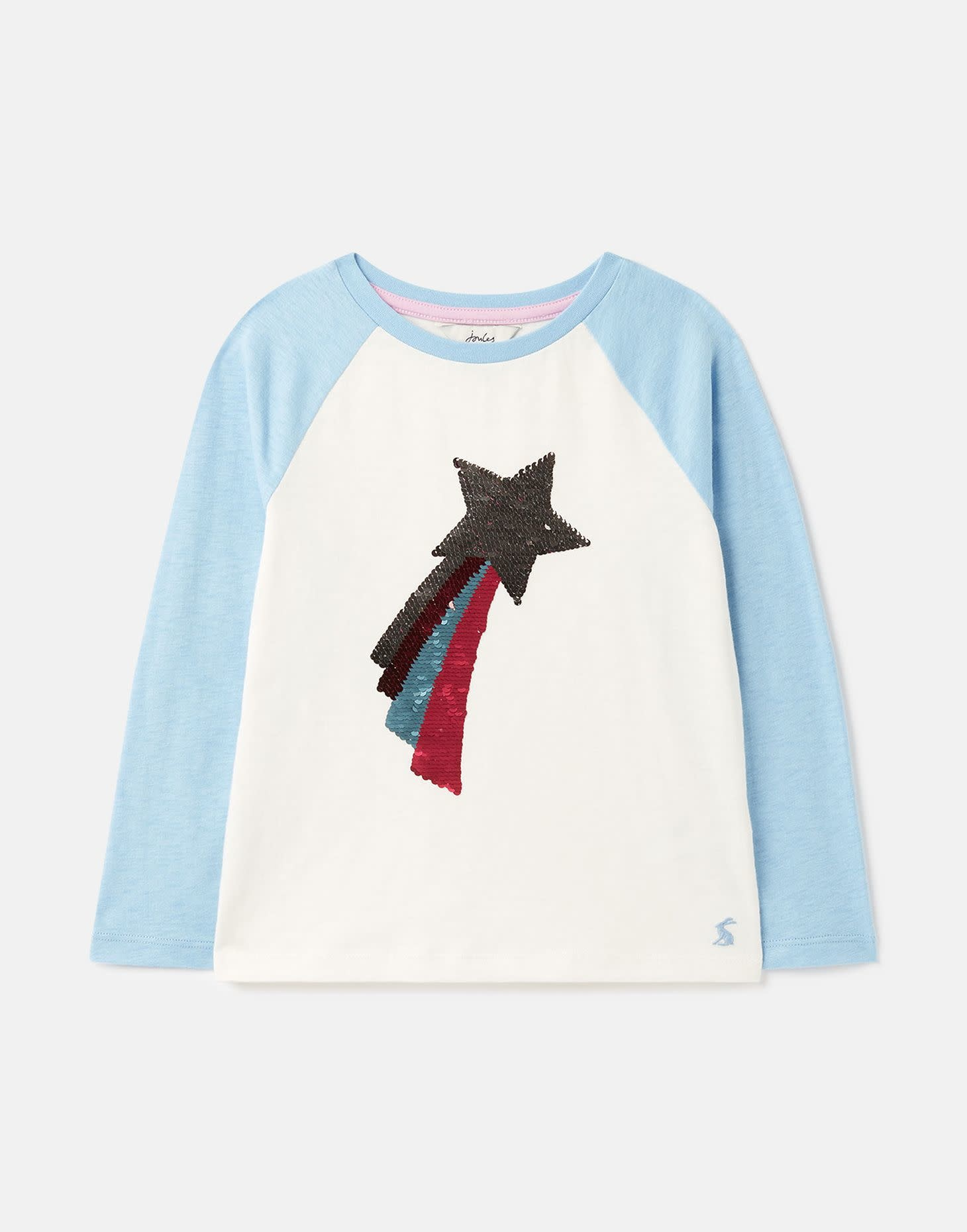 Joules Joules Lorna Sequin Star Tee
