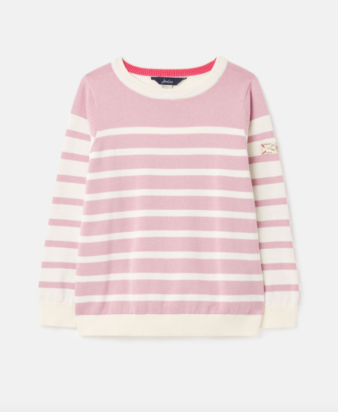 Joules Joules Alvia Knit Stripe Sweater
