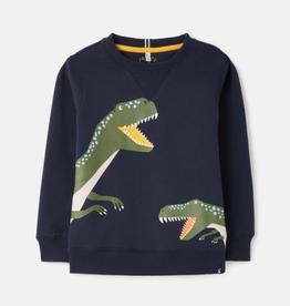 Joules Joules Ventura Dino Sweatshirt
