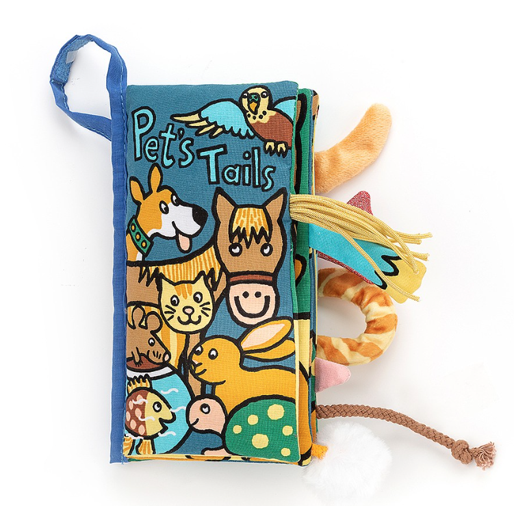 JellyCat Jelly Cat Pet Tails