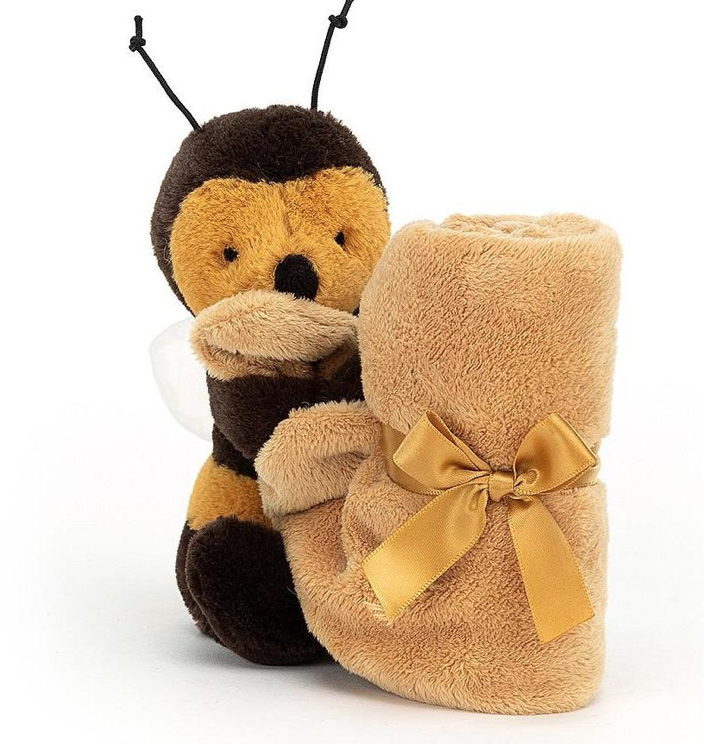 JellyCat JellyCat Bashful Bee Soother