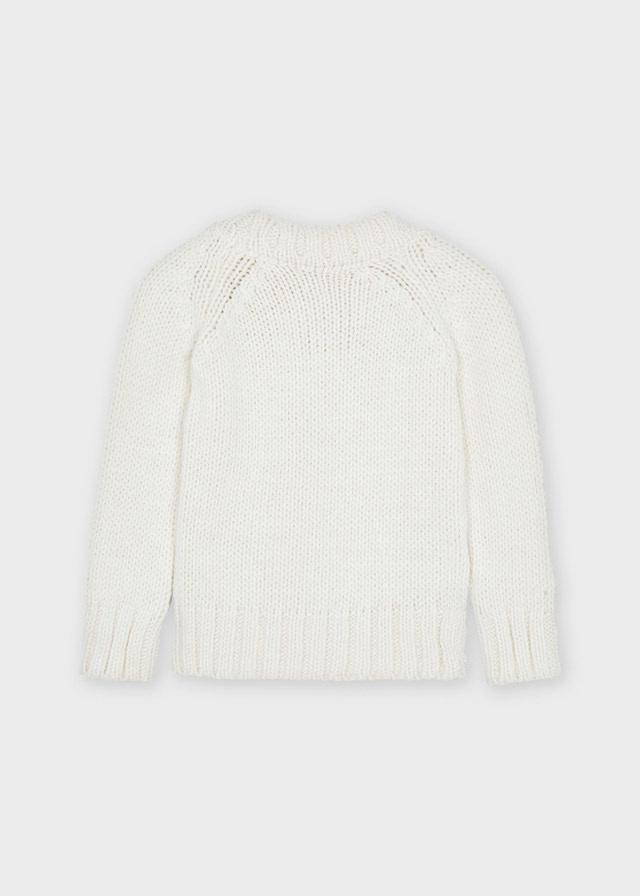 Mayoral Mayoral Braided Sweater