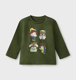 Mayoral Mayoral Fox Shirt