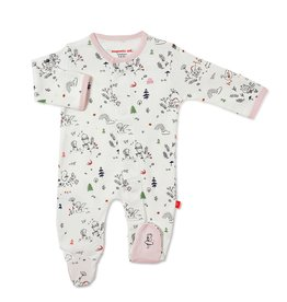 Magnificent Baby Magnetic Me A Friend in Me Organic Cotton Footie