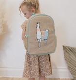 So Young  Groovy Llama Toddler Backpack