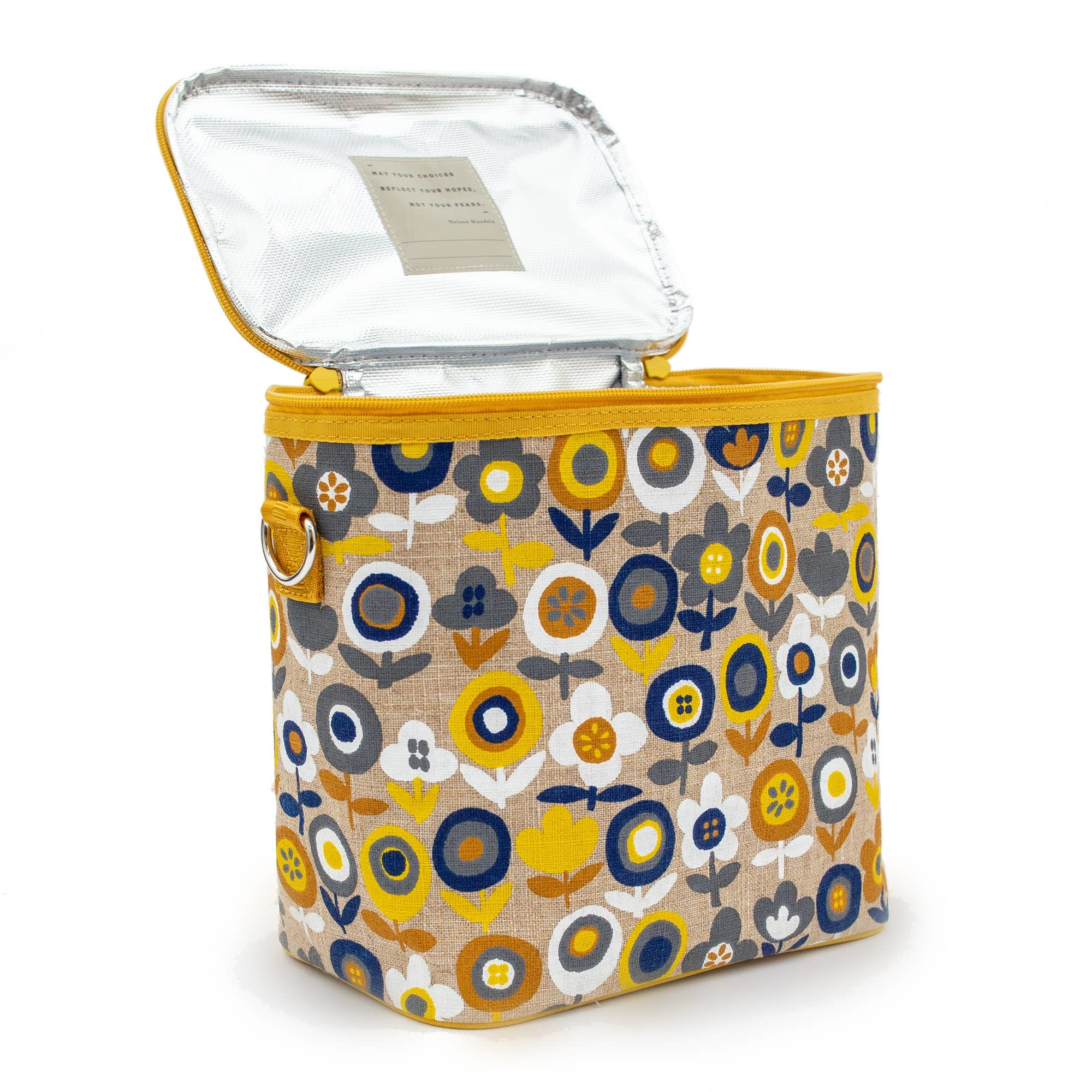 So Young  Mod Flowers Large Cooler Bag
