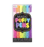 ooly Ooly Magic Neon Puffy Pens