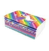 ooly Ooly Mini Pocket Pal Journals - Unique Unicorns