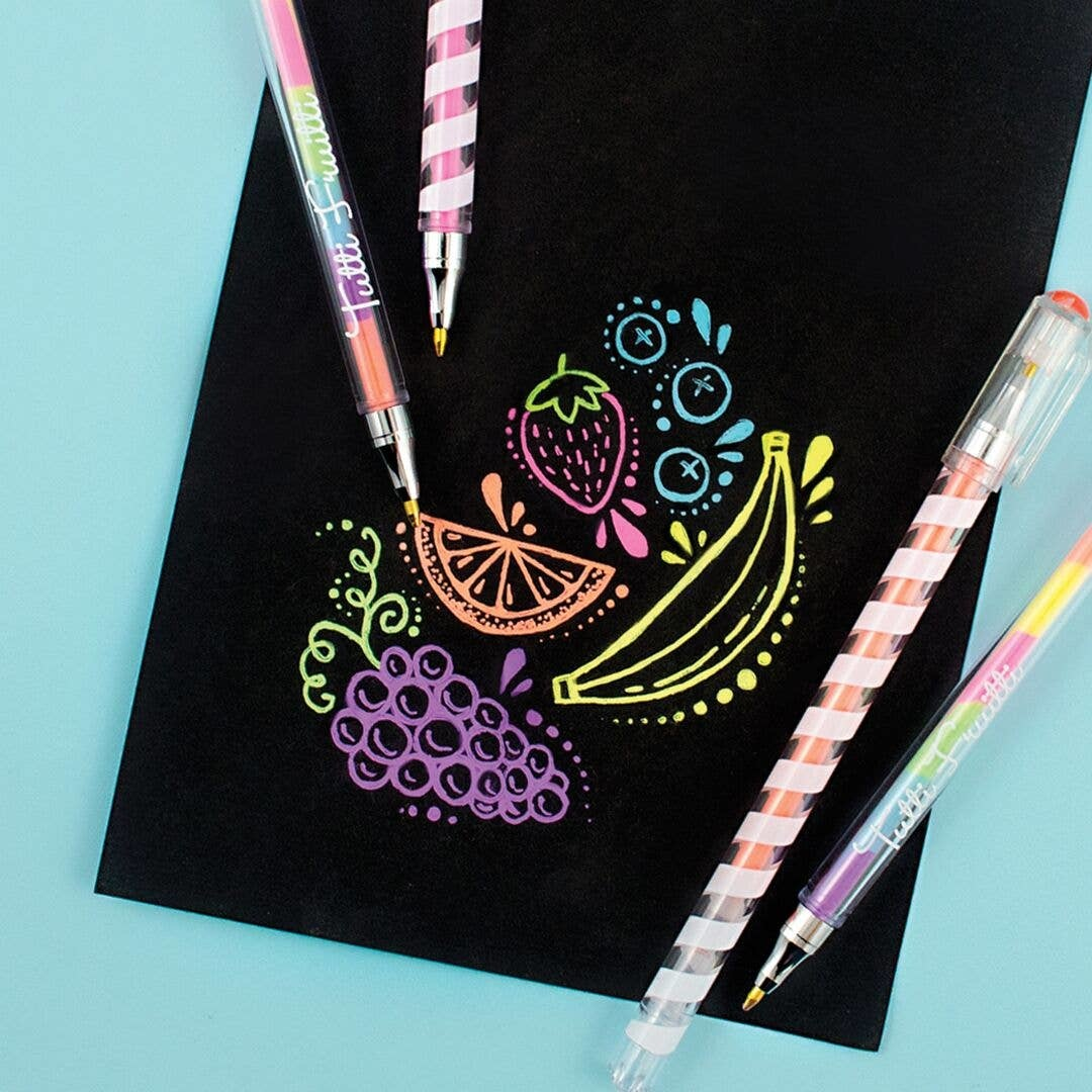 ooly Ooly Tutti Fruitti Scented Gel Pens