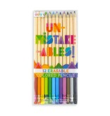 ooly Ooly Un-Mistake-Ables! Erasable Colored Pencils