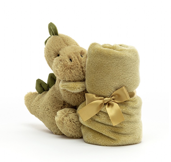 JellyCat JellyCat Bashful Dino Soother