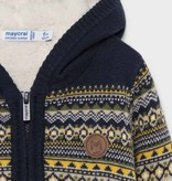 Mayoral Mayoral Jacquard Knit Sweater