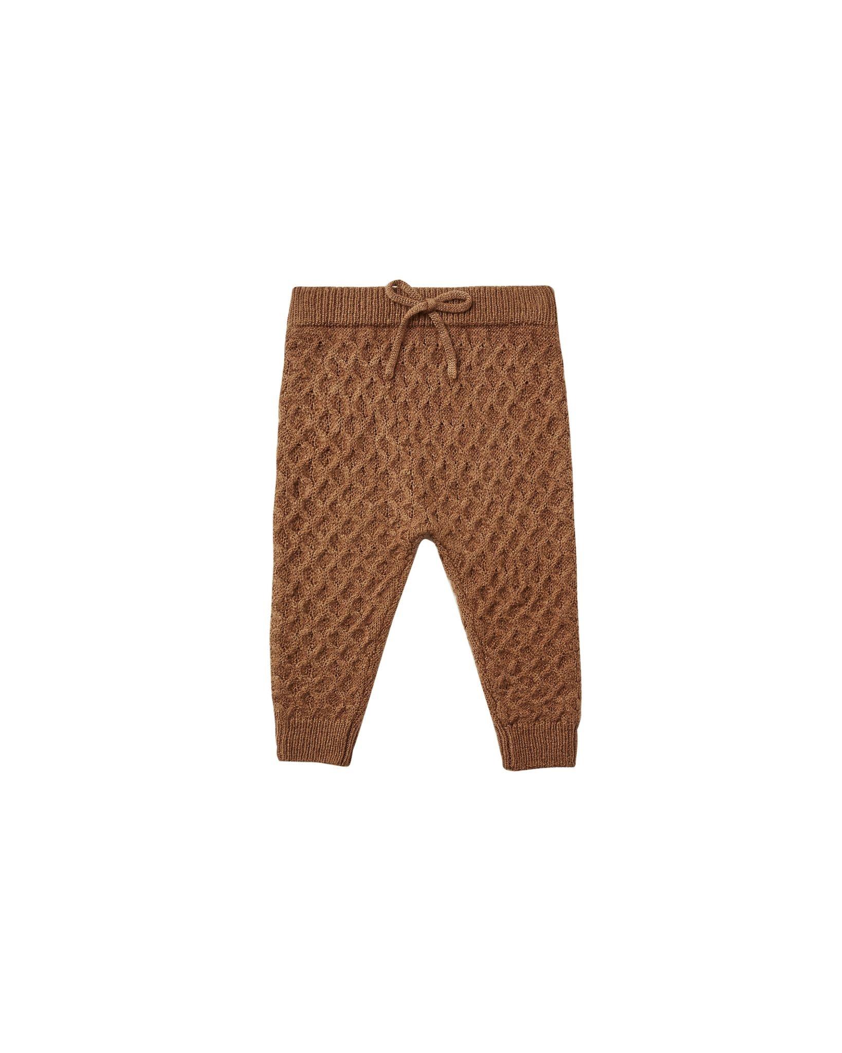 Rylee and Cru Rylee & Cru Knit Gable Pant