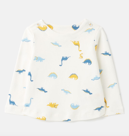 Joules Joules  Harbour Print Dino  Shirt