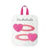 Rockahula Happy Heart Clips