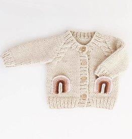 Huggalugs Huggalugs Rainbow Sweater