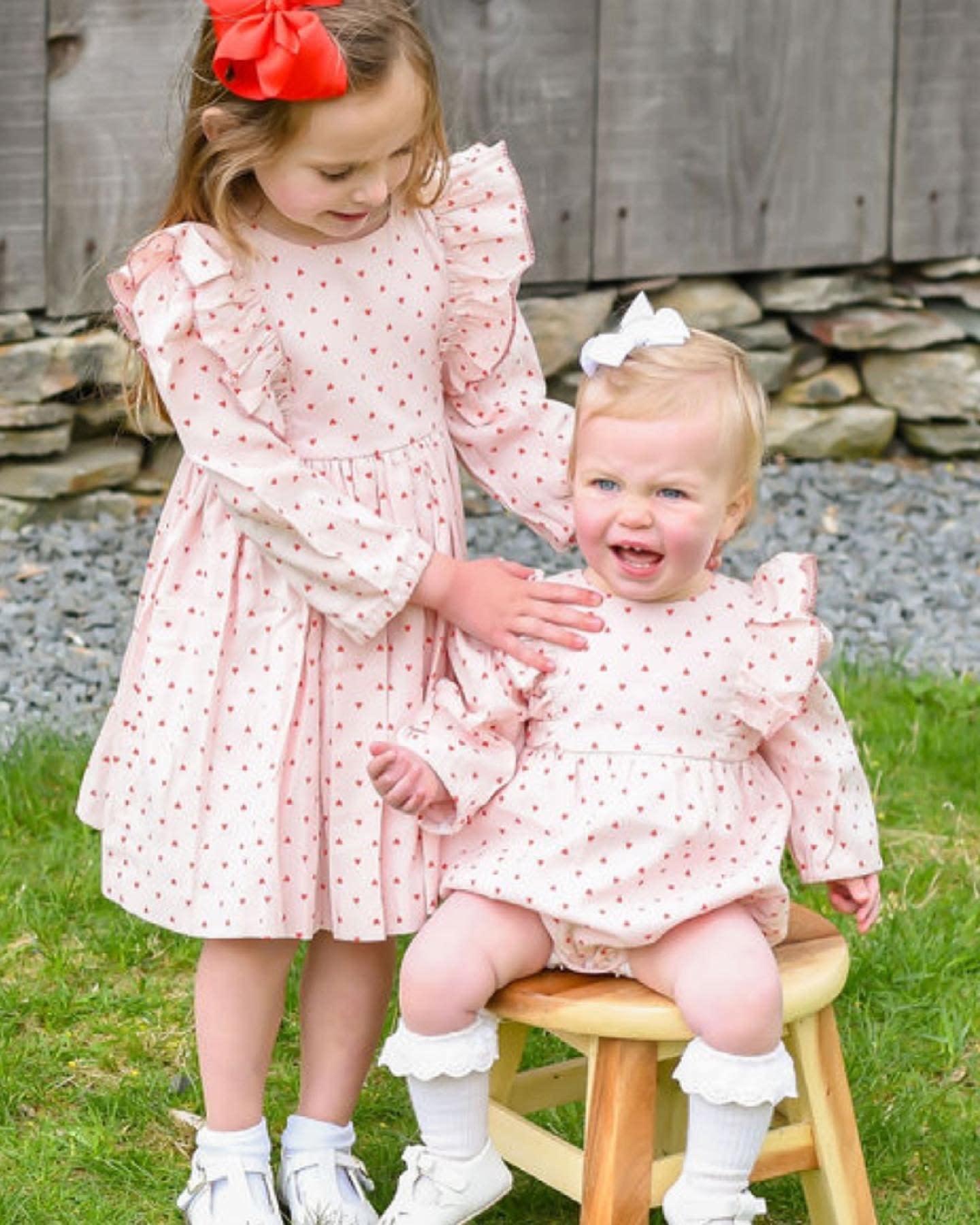 Maddie & Connor Maddie & Connor Sweetheart Dress