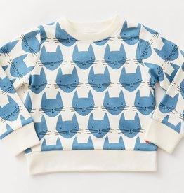 Pink Chicken Pink Chicken Niagara Cats Organic Sweatshirt