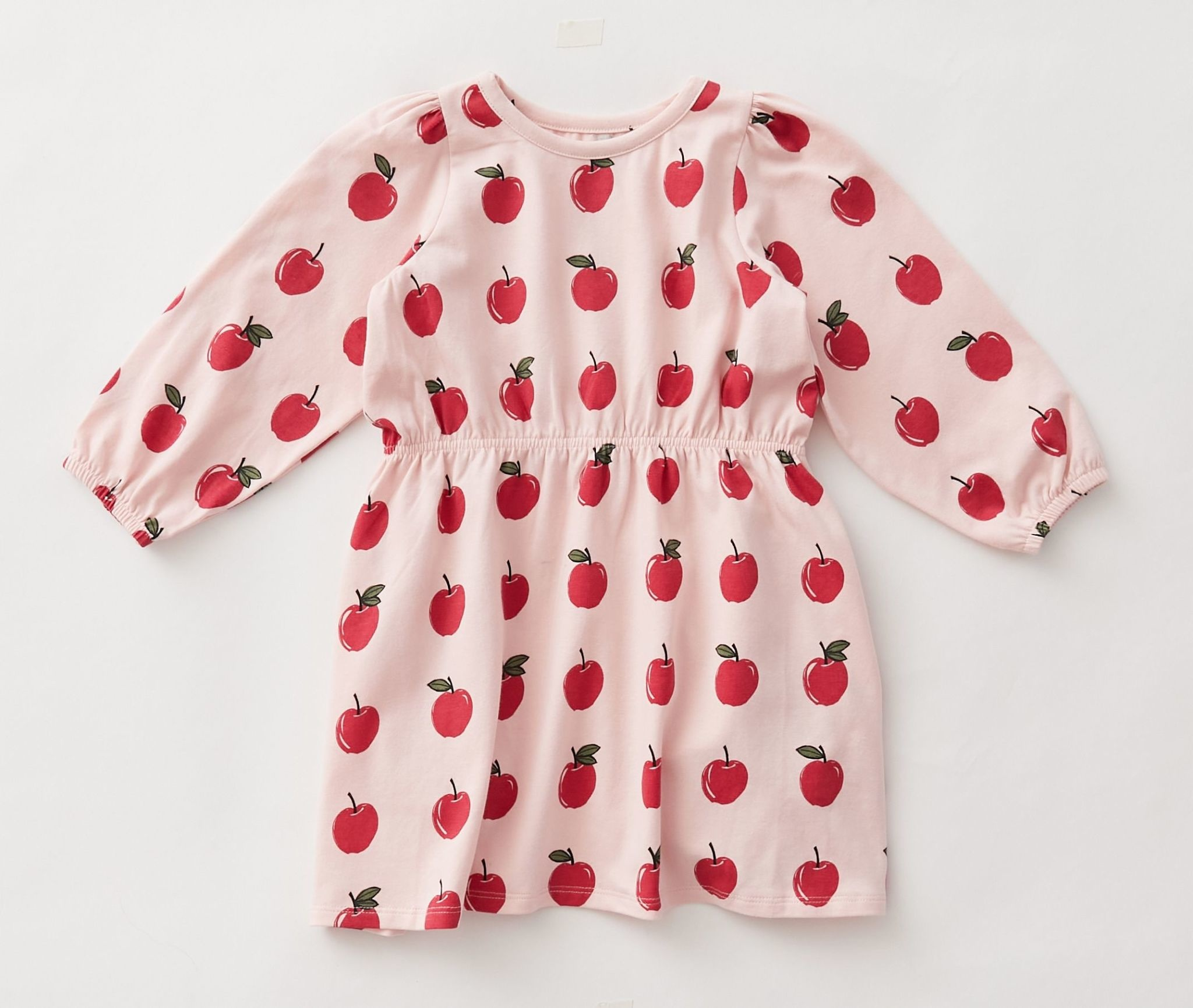 Pink Chicken Pink Chicken Organic Hadley  Apple Dress