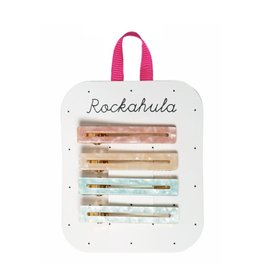 Rockahula Retro Bar Clips Pastel