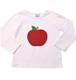 Sparkle Sisters Apple Shirt