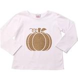 Sparkle Sisters Pumpkin Shirt