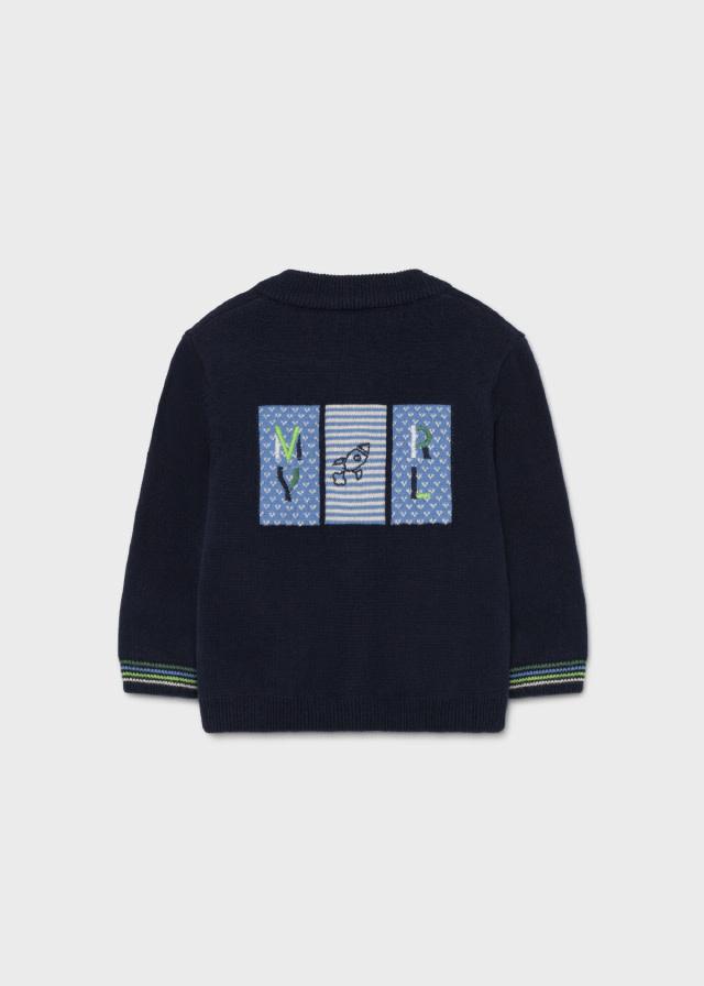 Mayoral Mayoral Reversible Sweater