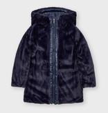 Mayoral Mayoral Reversible Faux Fur Jacket