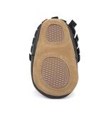 Zutano Zutano Leather Fringe Moccasins