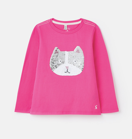 Joules Joules Ava Sequin Top