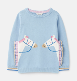 Joules Joules  Geegee Horse Sweater